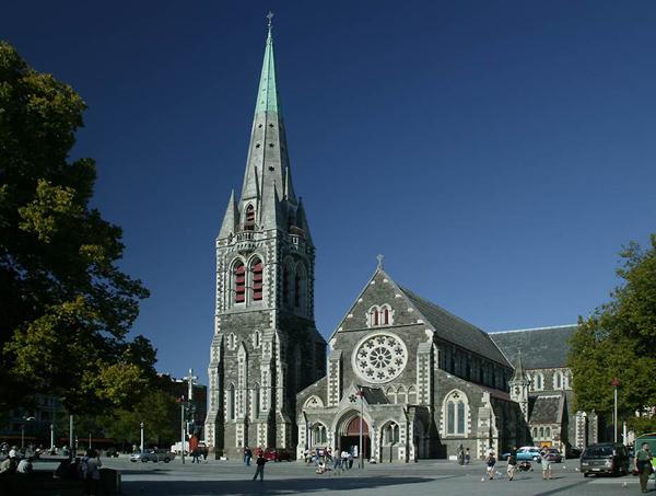 ChristchurchCathedral 10 gradova koje morate posetiti tokom 2013. godine (1. deo)