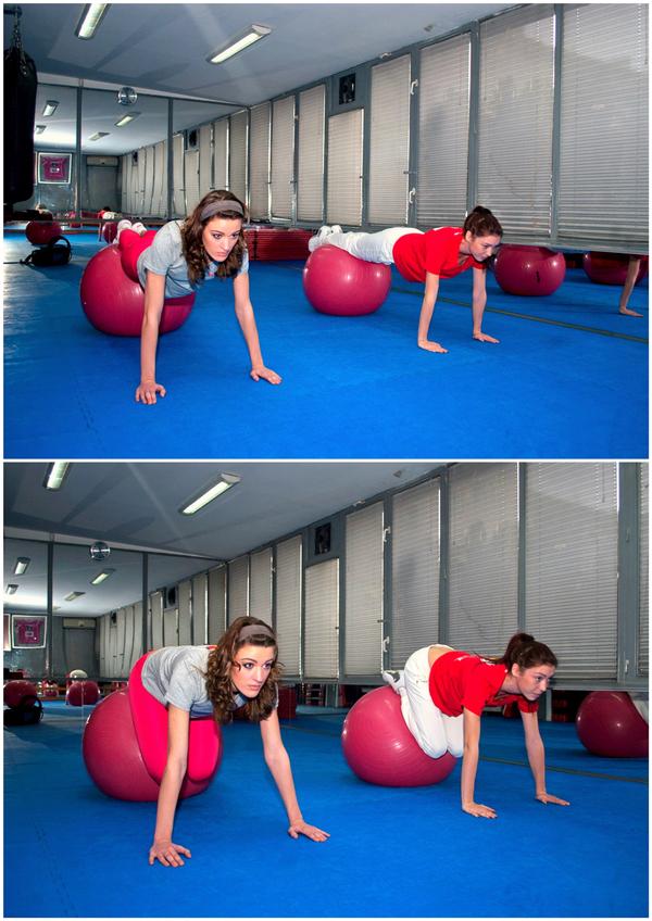Copy of vezba 1 Wannabe Fit: Vežbe za snažno i balansirano telo