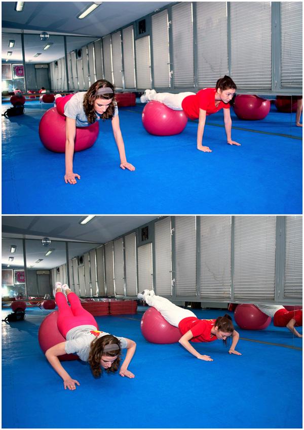 Copy of vezba 2 Wannabe Fit: Vežbe za snažno i balansirano telo
