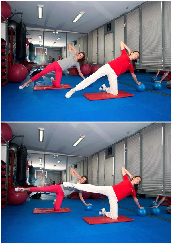 Copy of vezba 3 Wannabe Fit: Vežbe za snažno i balansirano telo