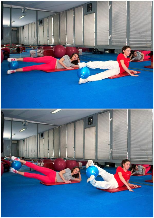 Copy of vezba 4 Wannabe Fit: Vežbe za snažno i balansirano telo