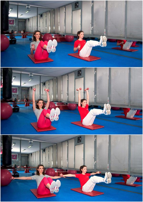 Copy of vezba 5 Wannabe Fit: Vežbe za snažno i balansirano telo