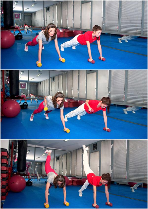 Copy of vezba 6 Wannabe Fit: Vežbe za snažno i balansirano telo