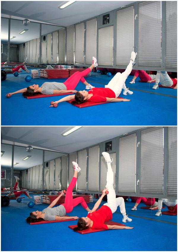 Copy of vezba 8 Wannabe Fit: Vežbe za snažno i balansirano telo