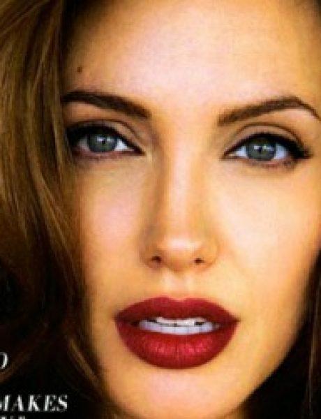 Moda na naslovnici: Zanosna Angelina Jolie