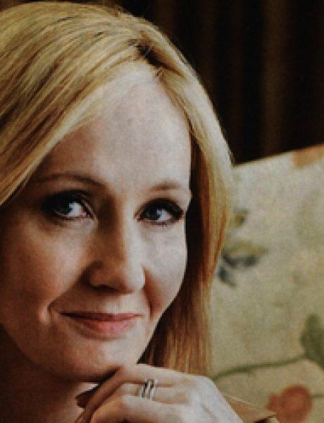 Ovako to rade uspešni ljudi: Joanne Rowling, haripoterovskom magijom protiv depresije