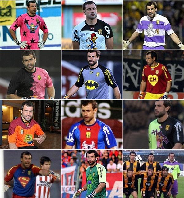 Pablo Aurrecochea Najsmešniji fudbalski dresovi