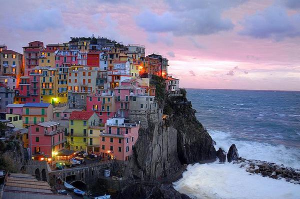 SLIKA 3 Cinkve Tere Najlepše od Evrope: Italija