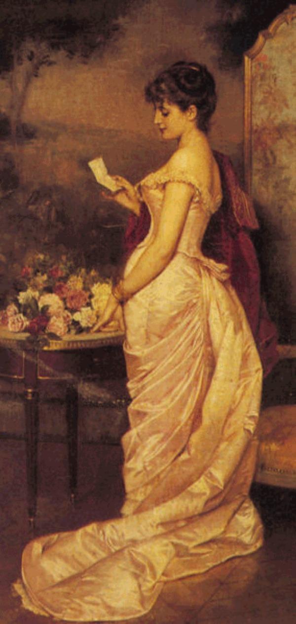 SLIKA 52 Istorija mode: Viktorijansko doba