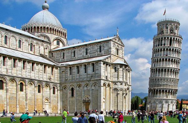 SLIKA 6 Piza toranj Najlepše od Evrope: Italija