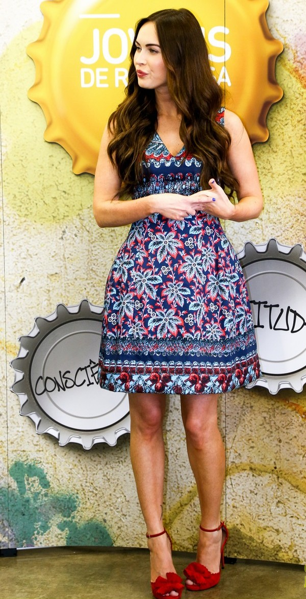 SLIKA18 Celebrity stil dana: Megan Fox