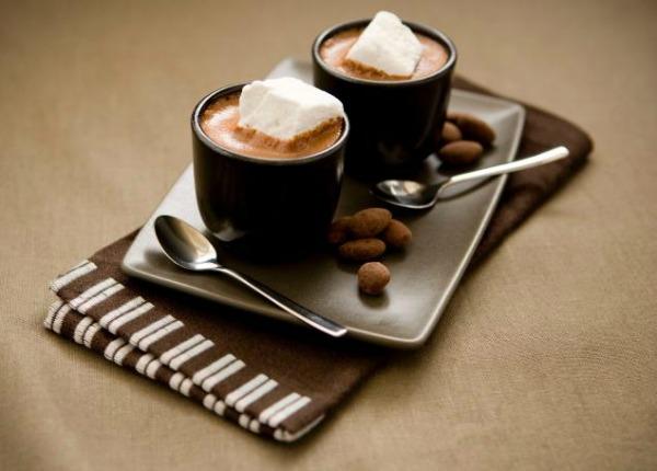 SLika 2 Pet jednostavnih koraka do ukusne tople čokolade