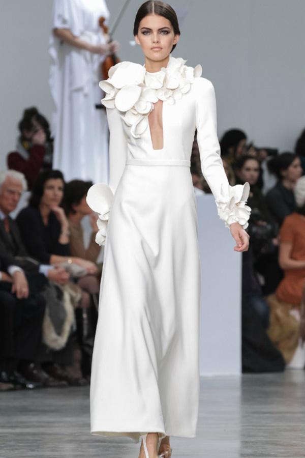 Slika 101 Najlepše haljine sa Nedelje mode u Parizu