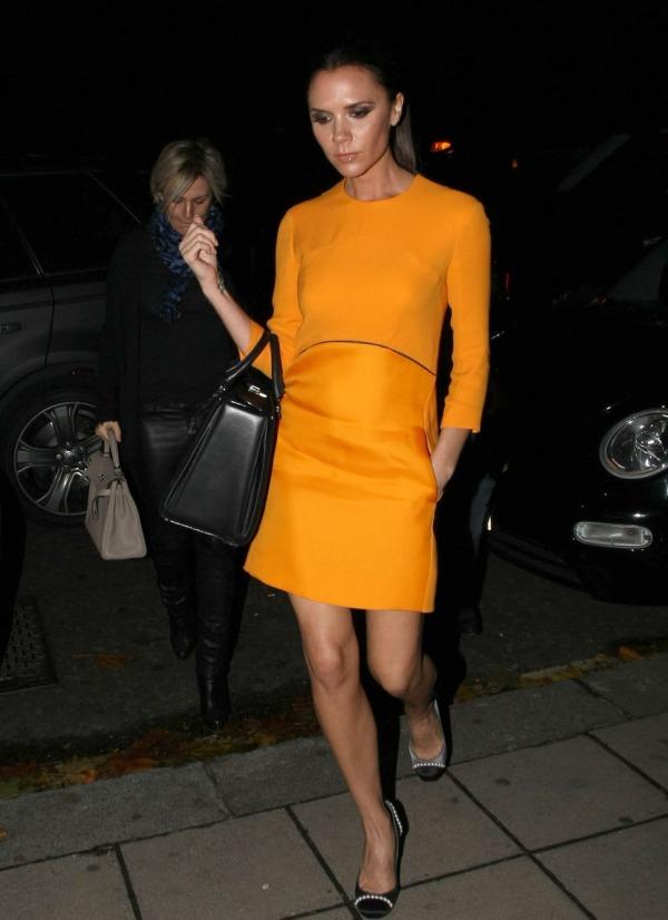 Slika 102 10 haljina: Victoria Beckham