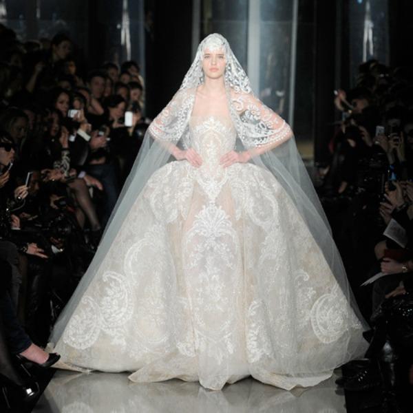 Slika 111 Najlepše haljine sa Nedelje mode u Parizu