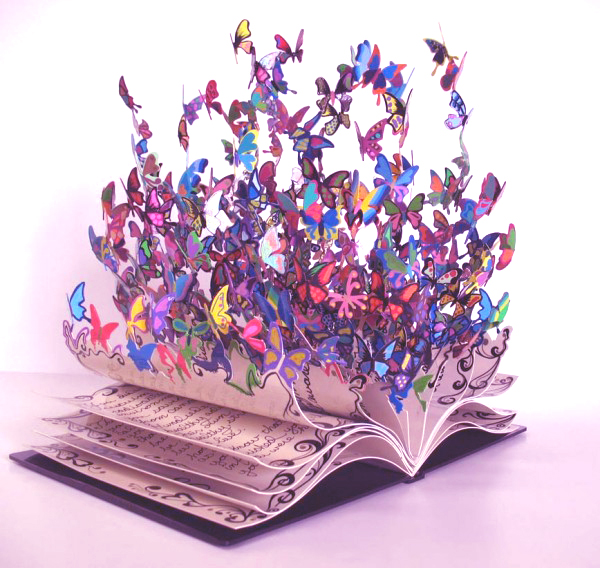 Slika 115 Tajna krilatih bića: Priča o leptiru