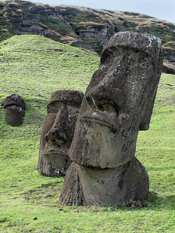 Slika 149 Izgubljene civilizacije: Uskršnje ostrvo