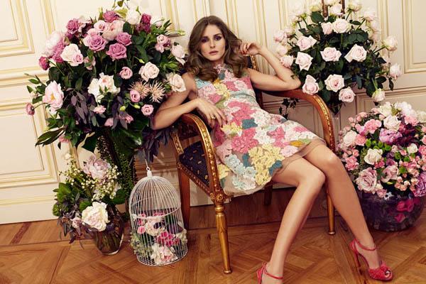 """Slika 171 """"Marie Claire Spain"""": Stil zvezde"""