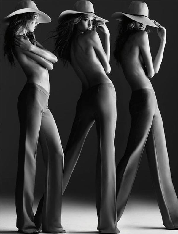 """Slika 178 """"Vogue Spain"""": Ovo je Holivud!"""