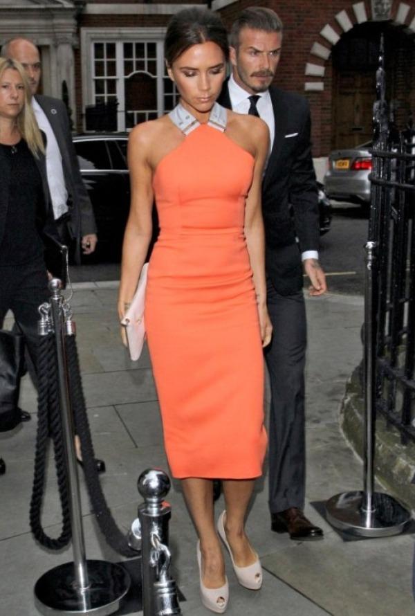 10 haljina: Victoria Beckham