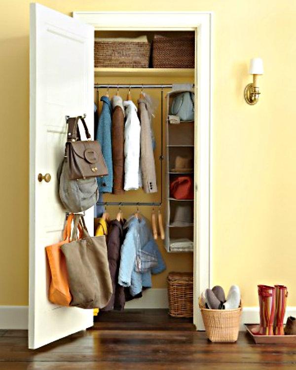 Slika 2 Sedam načina kako da organizujete svoje torbe