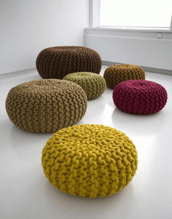 Slika 221 Inspiracija u domu: Predmeti od vune