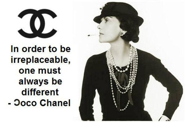 Slika 229 Tajna večite mode: Coco Chanel