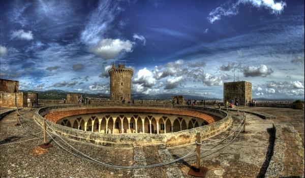 Slika 264 Najlepši zamkovi Španije