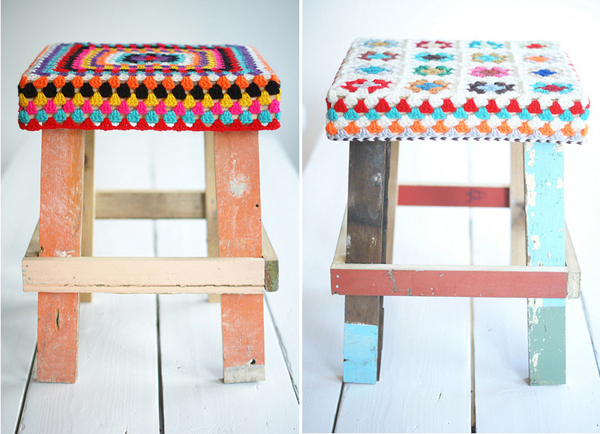 Slika 315 Inspiracija u domu: Predmeti od vune