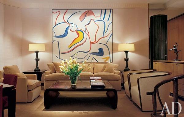 Slika 318 Art Deco: Inspiracija u enterijeru