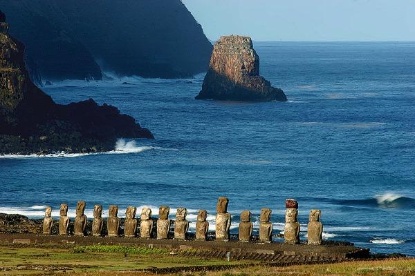 Slika 323 Izgubljene civilizacije: Uskršnje ostrvo