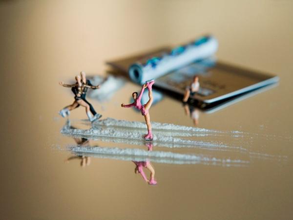 """Slika 326 """"Plastični život"""": Vincent Bousserez"""