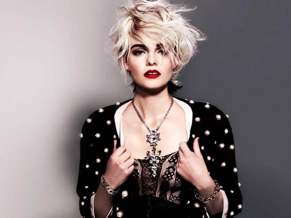 "Slika 335 ""Glamour Netherlands"": Smelo i hrabro, baš kao Madonna"