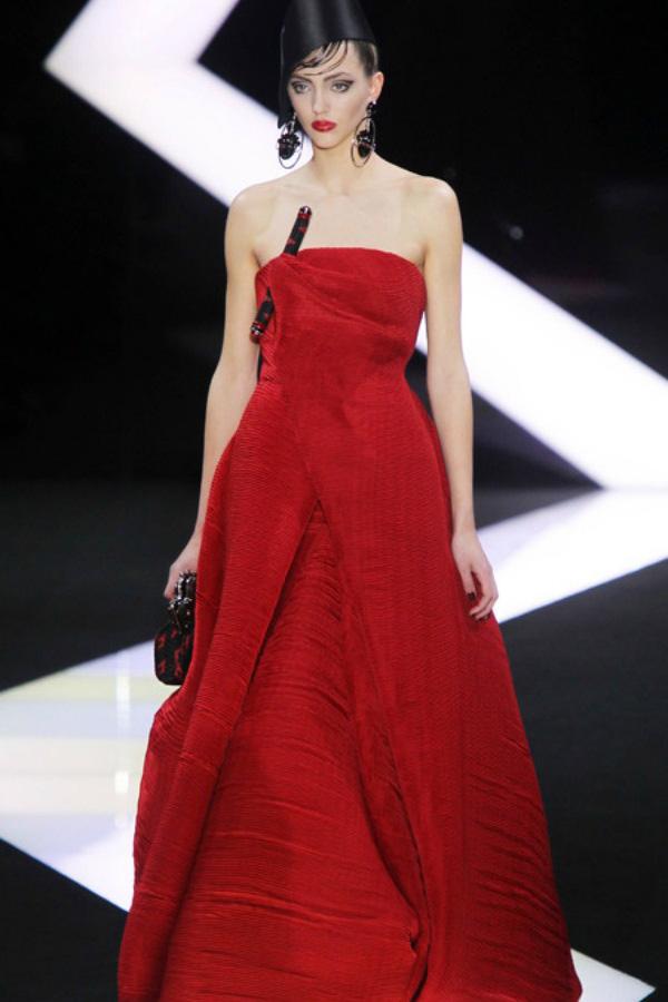 Slika 34 Najlepše haljine sa Nedelje mode u Parizu