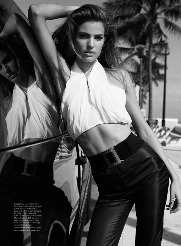 """Slika 340 """"Vogue Australia"""": Vrelina u Majamiju"""