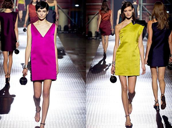 Slika 342 Proleće i leto na modnim pistama: Lanvin