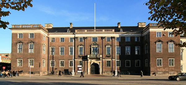 Slika 349 Trk na trg: Kongens Nytorv, Kopenhagen