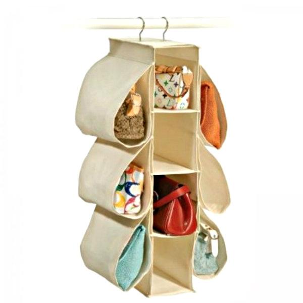 Slika 4 Sedam načina kako da organizujete svoje torbe