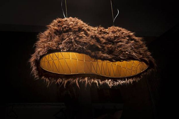 Slika 413 Inspiracija u domu: Predmeti od vune