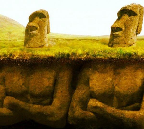 Slika 420 Izgubljene civilizacije: Uskršnje ostrvo