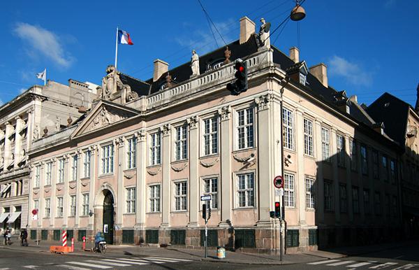 Slika 444 Trk na trg: Kongens Nytorv, Kopenhagen