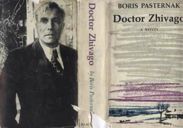 Slika 514 Boris Pasternak: Nobelovac bez Nobela