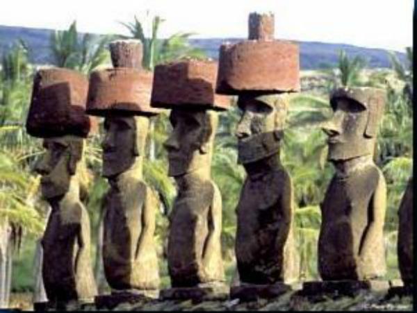 Slika 516 Izgubljene civilizacije: Uskršnje ostrvo