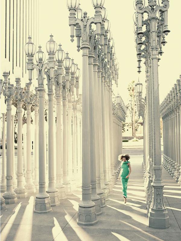 """Slika 530 """"Vogue Spain"""": Ovo je Holivud!"""