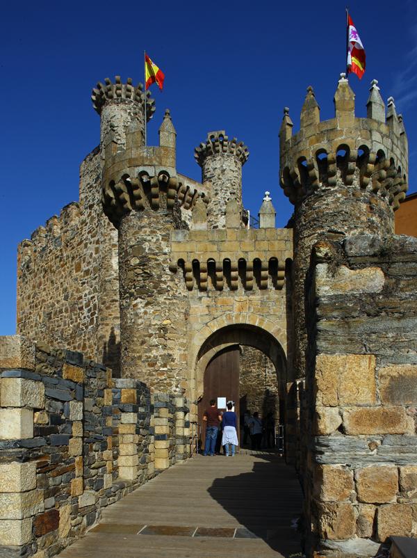 Slika 534 Najlepši zamkovi Španije