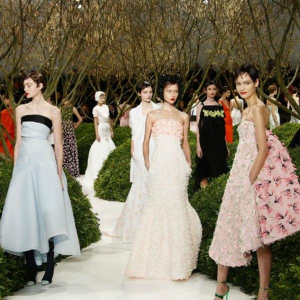 Slika 54 Najlepše haljine sa Nedelje mode u Parizu