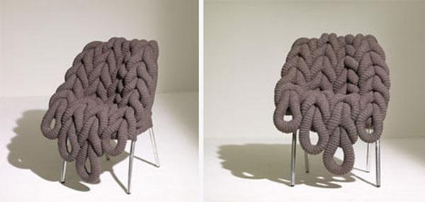 Slika 59 Inspiracija u domu: Predmeti od vune
