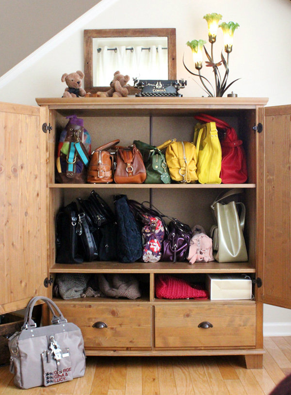Slika 7 Sedam načina kako da organizujete svoje torbe