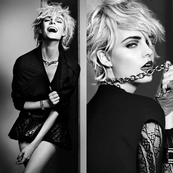 "Slika 713 ""Glamour Netherlands"": Smelo i hrabro, baš kao Madonna"