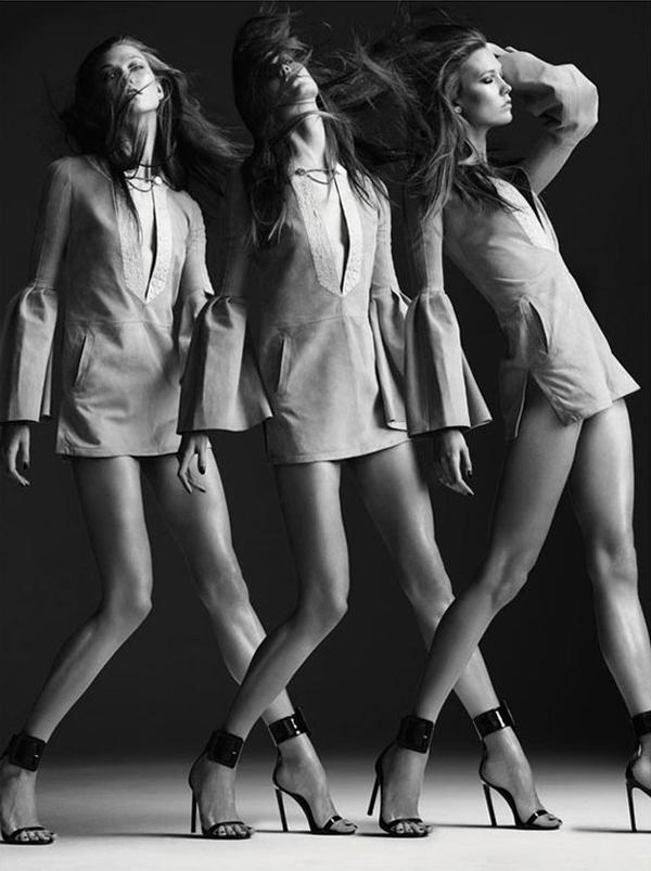 """Slika 719 """"Vogue Spain"""": Ovo je Holivud!"""